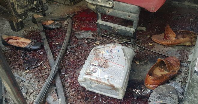 Αφγανιστάν, έκρηξη βόμβας σε λεωφορείο