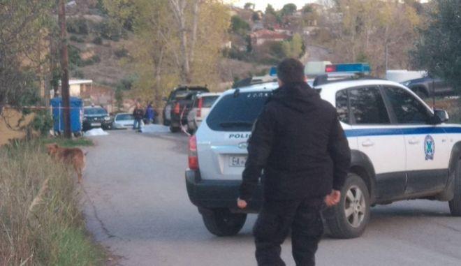 Δύο νεκροί από ανταλλαγή πυροβολισμών στην περιοχή των Θεσπιών στη Θήβα