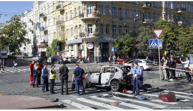 Διακεκριμένος δημοσιογράφος δολοφονήθηκε στο Κίεβο