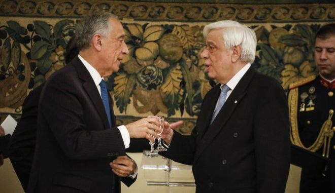 Ντε Σόουζα: Οι Πορτογάλοι είμαστε υπερήφανοι, που βρισκόμαστε δίπλα στην Ελλάδα
