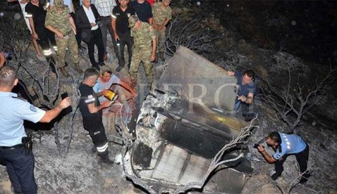 Κύπρος: Το σημείο όπου κατέπεσε ο πύραυλος S-200