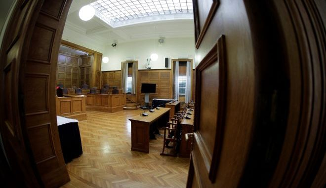 Η αίθουσα 223 της Βουλής