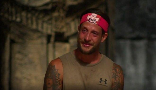 Survivor 4 - Ο Ηλίας Μπόγδανος