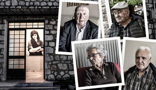 """Σφαγή του Διστόμου: Μιλήσαμε με επιζήσαντες της 10ης Ιουνίου 1944 - """"Ό,τι ζωντανό έβρισκαν οι Γερμανοί, το σκότωναν"""""""