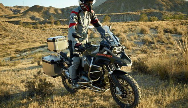 H νέα μοτοσικλέτα της BMW, η R 1200 GS ήρθε και συναρπάζει