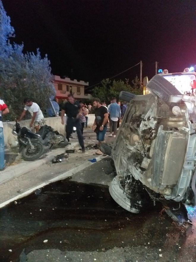 Ρόδος: Πήγε να βοηθήσει σε τροχαίο και σκοτώθηκε από διερχόμενο αυτοκίνητο