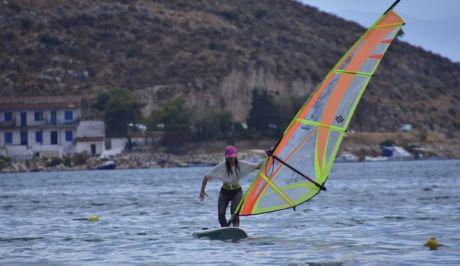 Στιγμιότυπο από παραλία της Αργολίδας