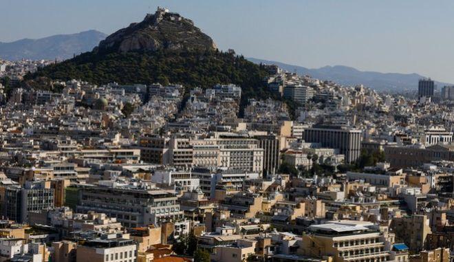 Σπίτια στο κέντρο της Αθήνας