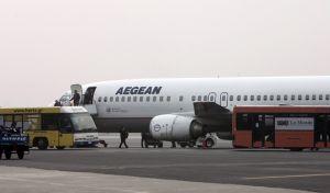Βλάβη σε αεροσκάφος της Aegean εν πτήσει προς Βιέννη