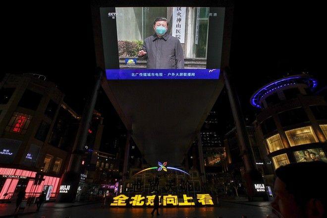 O Κινέζος πρόεδρος Xi Jinping