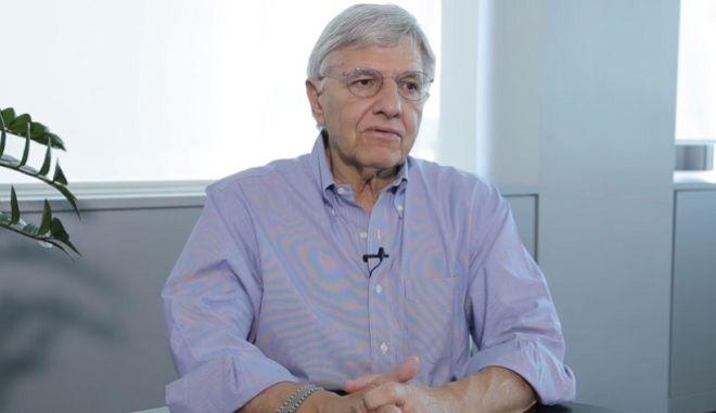 Επίτιμος διδάκτορας στο Πανεπιστήμιο Αιγαίου ο Τάσος Γιαννίτσης