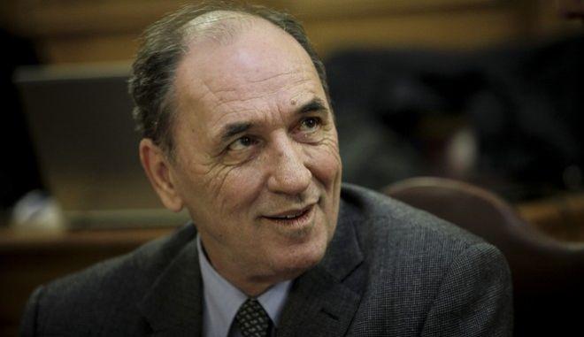 Ο υπουργός Περιβάλλοντος, Γιώργος Σταθάκης