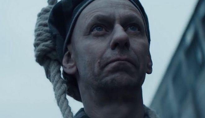 Στιγμιότυπο από το βίντεο των Rammstein