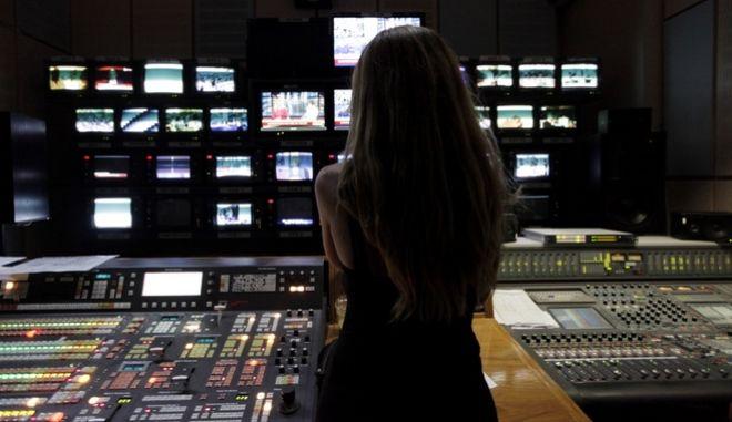 Τηλεοπτικές άδειες - Φωτό αρχείου