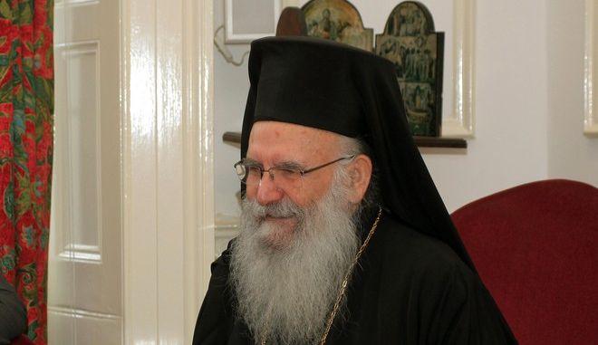 Αρχιεπίσκοπος πρώην Θυατείρων Γρηγόριος