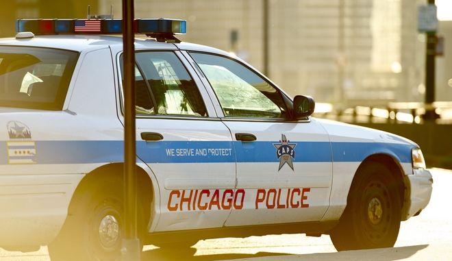 Περιπολικό αστυνομίας στο Σικάγο