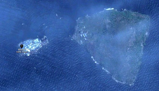 Κένυα και Ουγκάντα ερίζουν για το μικροσκοπικό νησί