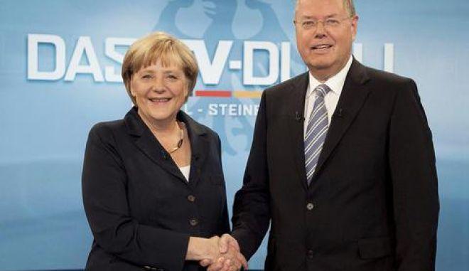 """Γερμανία: Αρχίζει το """"παζάρι"""" για το μεγάλο συνασπισμό"""