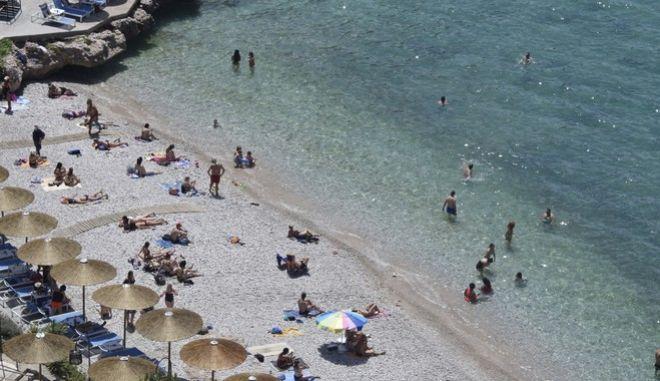 Φωτογραφία από παραλία της Αργολίδας