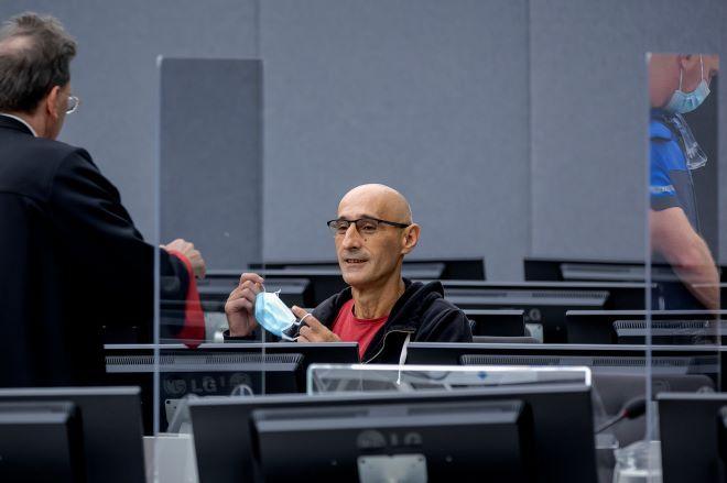 Ο πρώην διοικητής των αλβανών αυτονομιστών ανταρτών του Κοσόβου Σαλίχ Μουστάφα