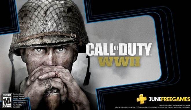 Call of Duty: WWII - Διαθέσιμο δωρεάν από σήμερα στο PS Plus