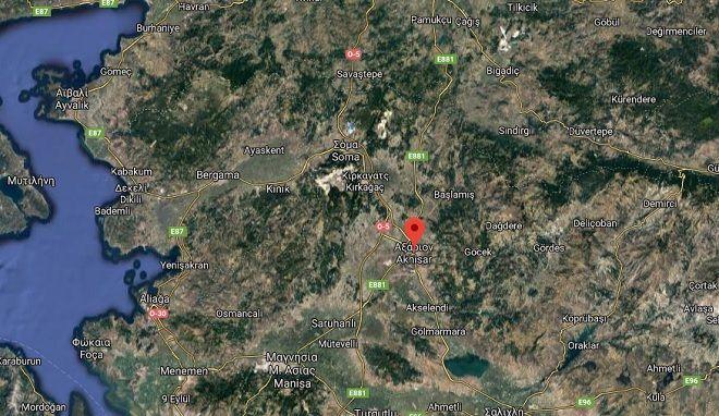 Σεισμός: Ισχυρή δόνηση 5,3 Ρίχτερ στην Τουρκία