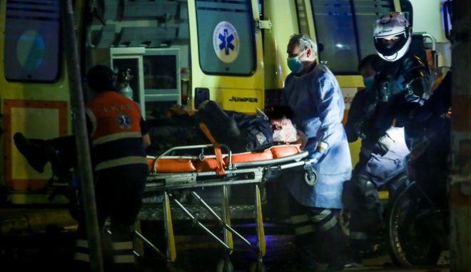 Τραυματίστηκε αστυνομικό κατά τη διάρκεια των επεισοδίων