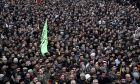 Από τη συγκέντρωση στην Τεχεράνη