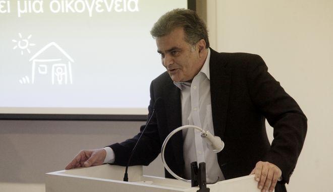 Ο γενικός διευθυντής των Χωριών SOS Γιώργος Πρωτόπαπας