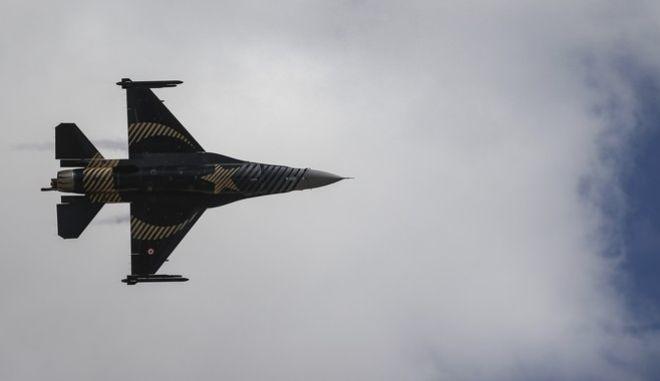 Τουρκικό F -16