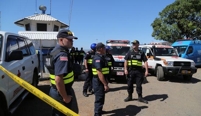Αστυνομία, Κόστα Ρίκα