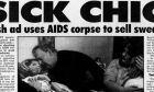 Η φωτογραφία που άλλαξε την άποψη του κόσμου για το AIDS