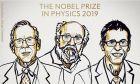 Νόμπελ Φυσικής: Στους Μισέλ Μαγιόρ, Ντιντιέ Κελόζ και Τζέιμς Πιμπλς