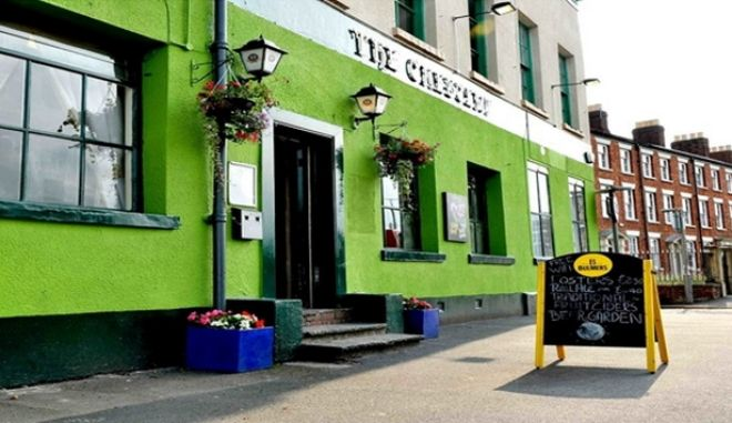 Η Crescent Pub