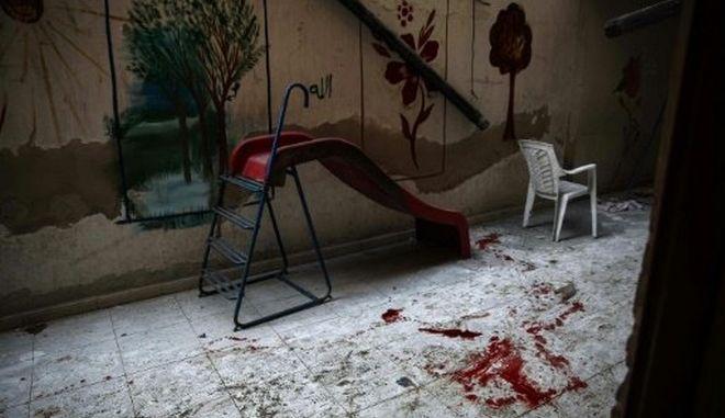 Συρία: Βομβάρδισαν βρεφονηπιακό σταθμό. Έξι παιδιά νεκρά