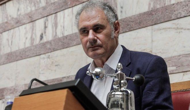 Ο Δημήτρης Σεβαστάκης