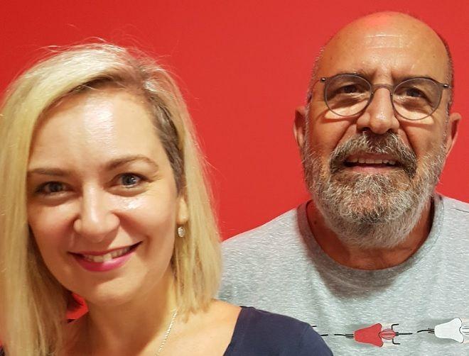 News 24/7 στους 88,6: Η Ρίτα Αντωνοπούλου καλεσμένη του Ηλία Μπενέτου και της εκπομπής
