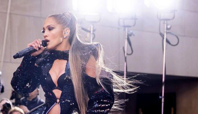 H Jennifer Lopez σε παλαιότερη εμφάνισή της