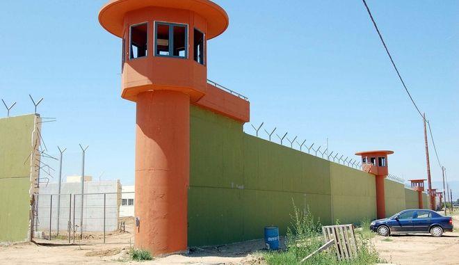 Φυλακές Νιγρίτας στις Σέρρες