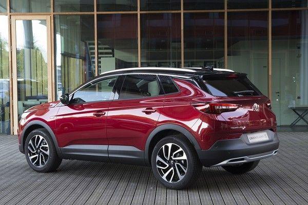 Ποιο είναι το νέο Opel Grandland X