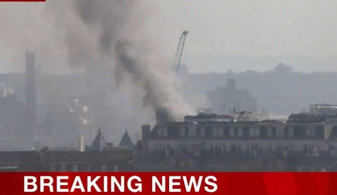 Φωτιά στο ξενοδοχείο Mandarin Hotel στο Λονδίνο