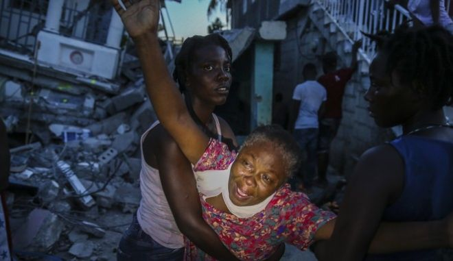Σεισμός στην Αϊτή