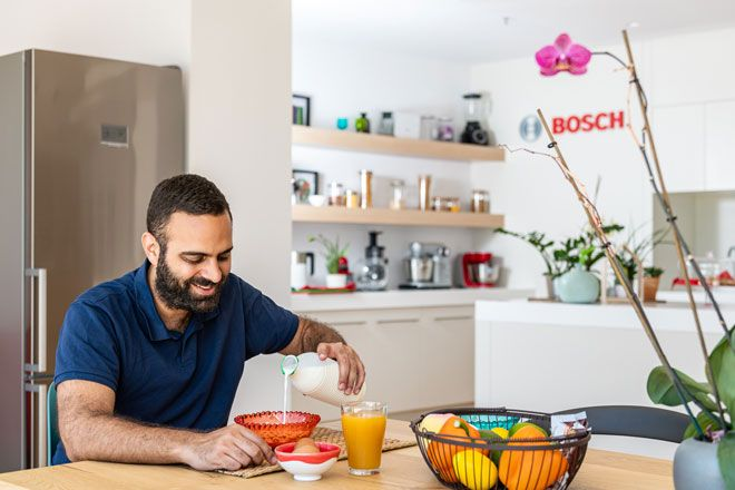 Τα διλήμματα ενός family man στην κουζίνα