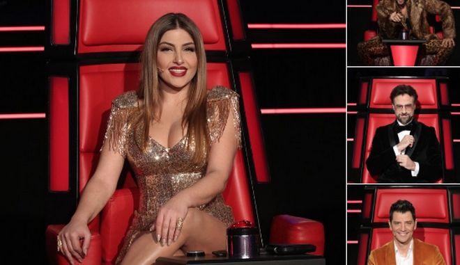 The Voice: Ο μεγάλος νικητής, ο λεοπάρ Μουζουράκης και η καυτή Παπαρίζου