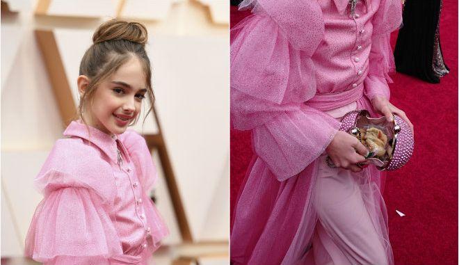 Όσκαρ 2020: Το παιδί-θαύμα Julia Butters και η κρυμμένη γαλοπούλα στο τσαντάκι