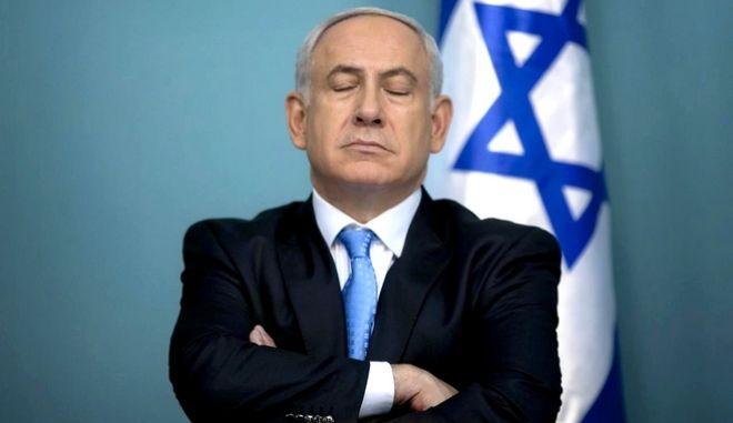 Ο Νετανιάχου θέλει να μετονομάσει δρόμο που φέρει το όνομα του Αραφάτ