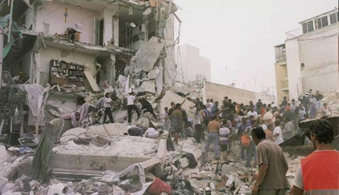 Πριν από 19 χρόνια ο μεγάλος σεισμός της Αθήνας