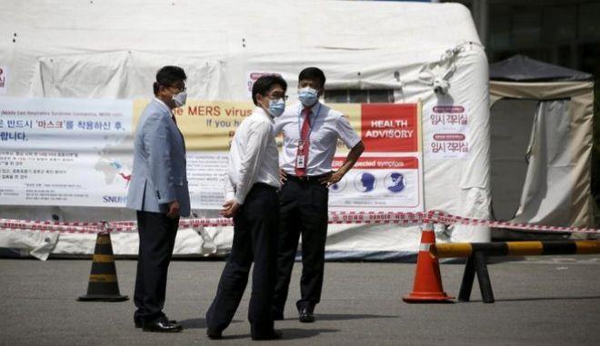 Νότια Κορέα: 14 νέα κρούσματα του κορονοϊού MERS στη χώρα