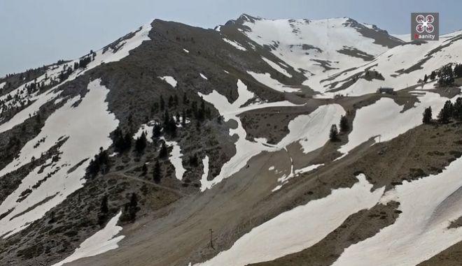 Πρώτα χιόνια: Αυτό είναι το Χιονοδρομικό που θα λειτουργεί και καλοκαίρι