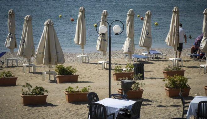 Παραλία Εδέμ στον Άλιμο